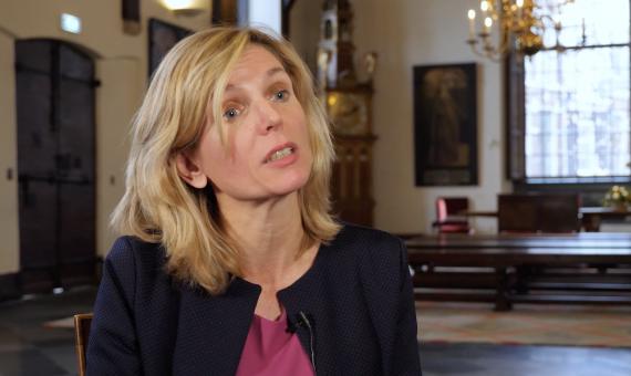 Joyce Langenacker | Wethouder Haarlem