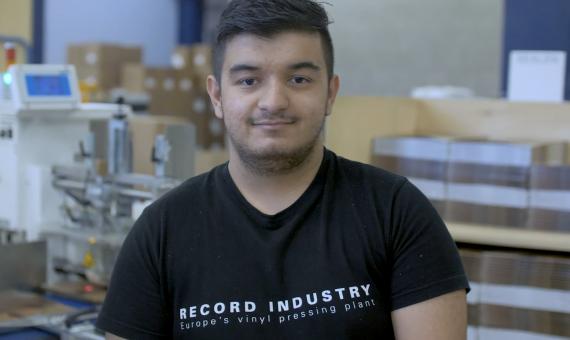 Record Industry | Een plaat op maat